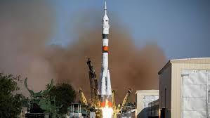 Ruská kosmická agentura informovala