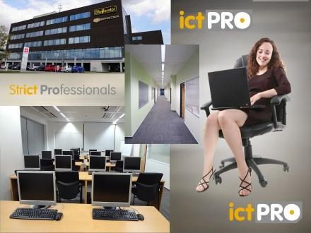 ict Pro - kurzy, školení, konzultace