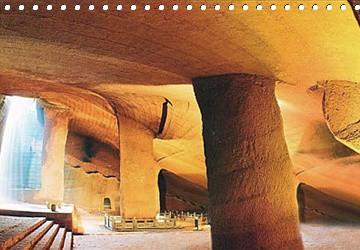 Kdo Postavil Jeskynní Komplex Longyou?