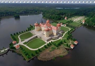 Tip na výlet - Báječné bytosti na zámku Moritzburg