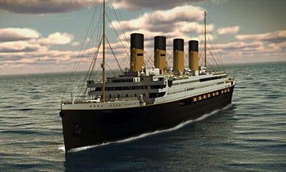 O Plavbu Novým Titanikem Je Obrovský Zájem